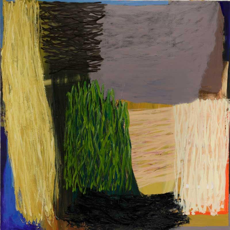 Interior, Stillleben, Gestische Abstraktion, Ölmalerei, detmolder maler axel plöger