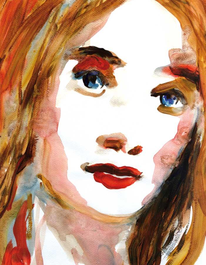 Atelier Plöger Portrait german painter