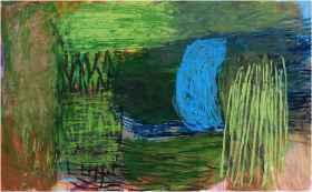 Lago Agrio (150 x 243 cm)