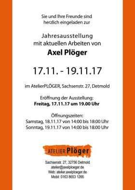 Jahresausstellung 11/17